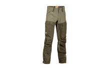 Fjllrven Keb pantalon Homme vert/marron